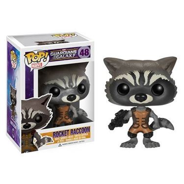 תמונה של Guardians Of The Galaxy Rocket Raccoon Pop!