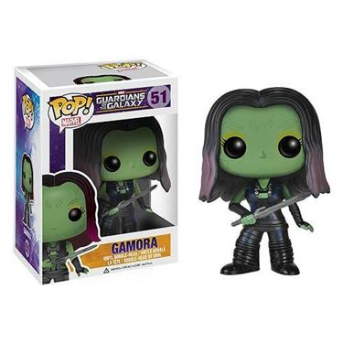 תמונה של Guardians Of The Galaxy Gamora Pop!