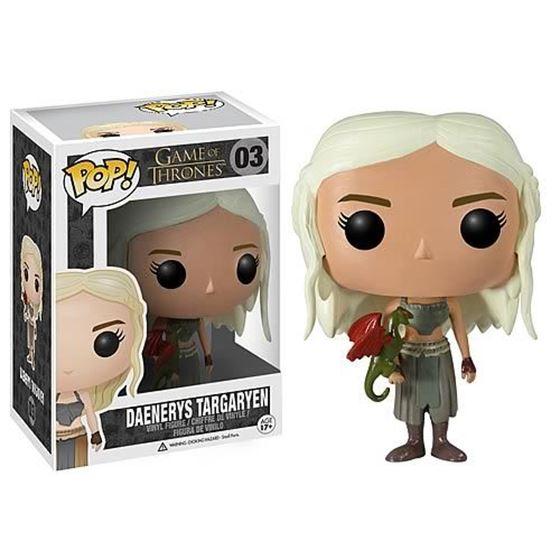 תמונה של Game of Thrones Daenerys Targaryen Pop