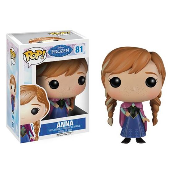 תמונה של Disney Frozen Anna Pop