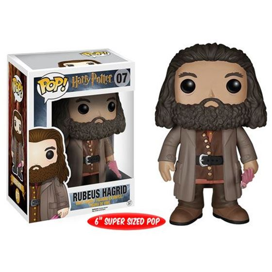 תמונה של Harry Potter Rubeus Hagrid Pop