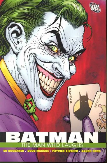 תמונה של BATMAN THE MAN WHO LAUGHS