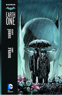 תמונה של BATMAN EARTH ONE TP