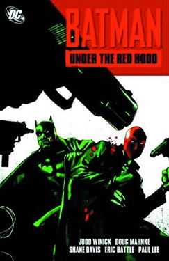 תמונה של BATMAN UNDER THE RED HOOD TP