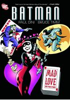 תמונה של BATMAN MAD LOVE AND OTHER STORIES TP