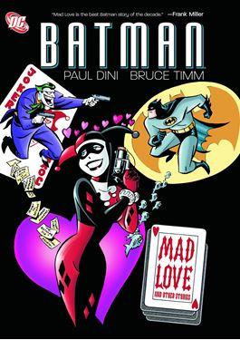 תמונה של BATMAN MAD LOVE AND OTHER STORIES TP
