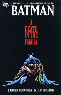 תמונה של BATMAN A DEATH IN THE FAMILY TP NEW ED