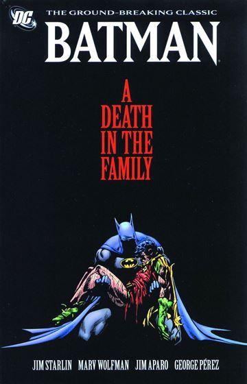 תמונה של BATMAN A DEATH IN THE FAMILY TP NEW ED