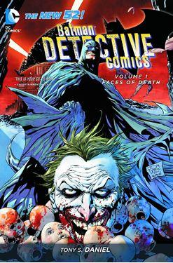 תמונה של BATMAN DETECTIVE COMICS TP VOL 01 FACES OF DEATH