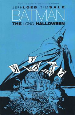 תמונה של BATMAN THE LONG HALLOWEEN TP