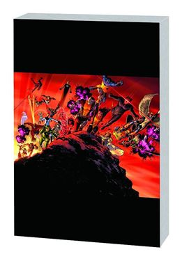 תמונה של ASTONISHING X-MEN WHEDON CASSADAY ULT COLL TP BOOK 02