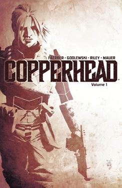תמונה של COPPERHEAD TP VOL 01 A NEW SHERIFF IN TOWN