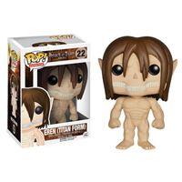 תמונה של Attack on Titan Eren Jaeger Titan Form Pop