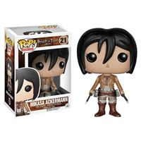 תמונה של Attack on Titan Mikasa Ackerman Pop
