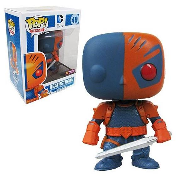 תמונה של DC Comics Deathstroke Previews Exclusive Pop