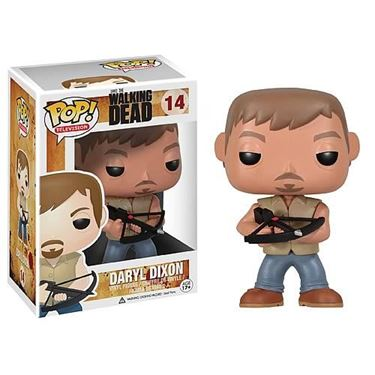 תמונה של The Walking Dead Daryl Dixon Pop