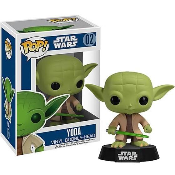 תמונה של Star Wars Yoda Pop