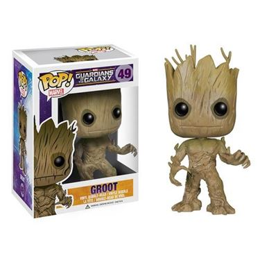 תמונה של Guardians of the Galaxy Groot Pop
