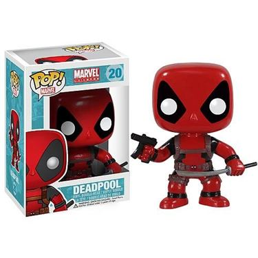 תמונה של Deadpool Marvel Pop