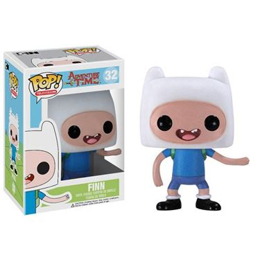 תמונה של Adventure Time Finn Pop