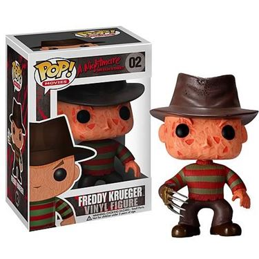 תמונה של Nightmare on Elm Street Freddy Krueger Pop