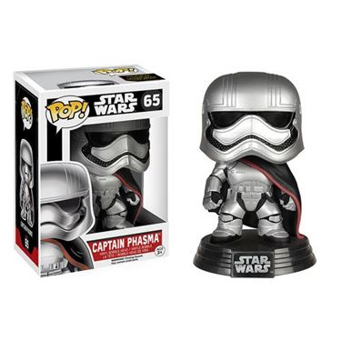 תמונה של Star Wars: Episode VII - The Force Awakens Captain Phasma Pop