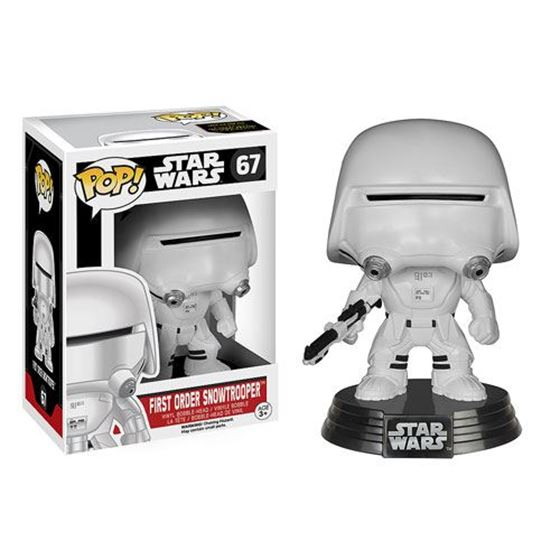 תמונה של Star Wars: Episode VII - The Force Awakens First Order Snowtrooper Pop