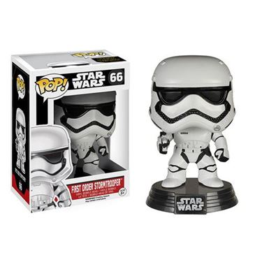 תמונה של Star Wars: Episode VII - The Force Awakens First Order Stormtrooper Pop