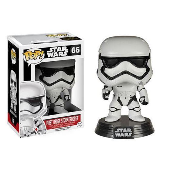 תמונה של Star Wars: Episode VII - The Force Awakens First Order Stormtrooper Pop