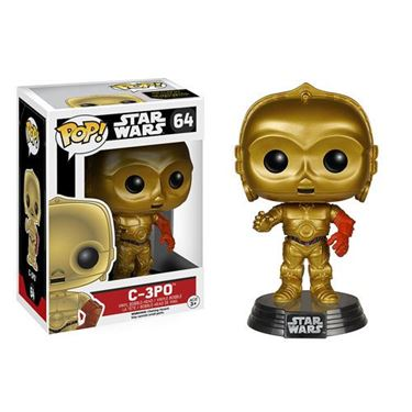 תמונה של Star Wars: Episode VII - The Force Awakens C-3PO Pop