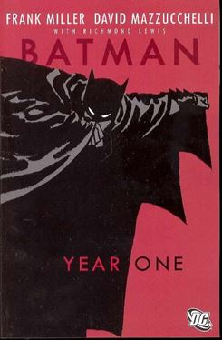 תמונה של BATMAN YEAR ONE DELUXE SC
