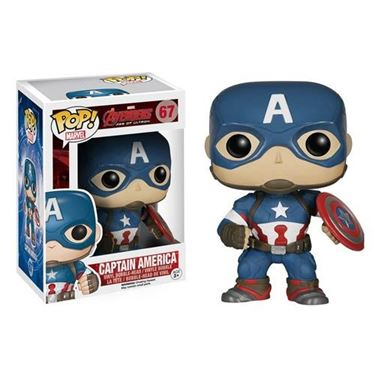 תמונה של Avengers Age of Ultron Captain America Pop