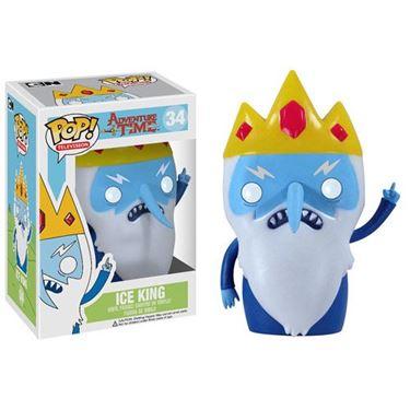 תמונה של Adventure Time Ice King Pop