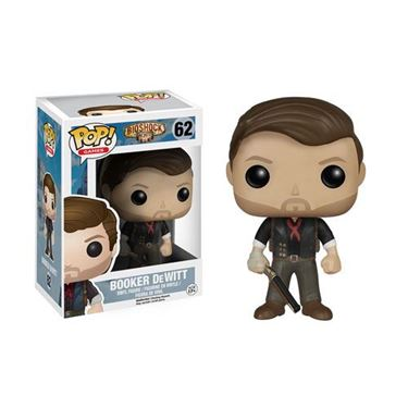 תמונה של BioShock Infinite Booker DeWitt Pop