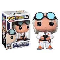 תמונה של Back to the Future Doc Brown Pop