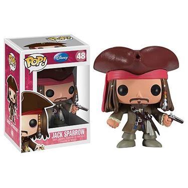 תמונה של Pirates of the Caribbean Jack Sparrow Pop
