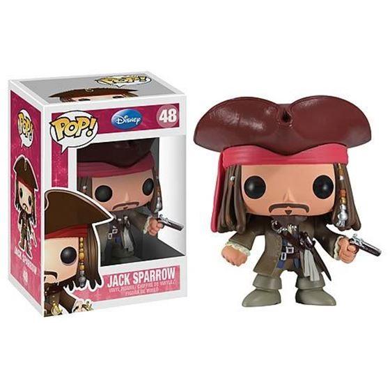תמונה של Pirates of the Caribbean Jack Sparrow Pop
