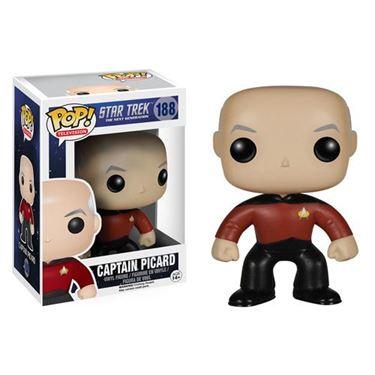 תמונה של  Star Trek: The Next Generation Captain Jean-Luc Picard Pop