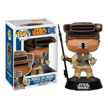 תמונה של Star Wars Boushh Leia Pop