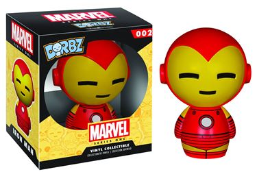 תמונה של DORBZ MARVEL IRON MAN VINYL FIG