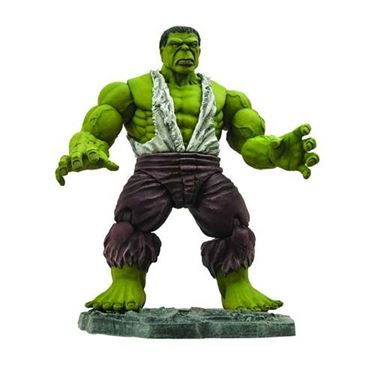 תמונה של Marvel Select Savage Hulk Action Figure