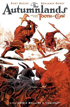 תמונה של AUTUMNLANDS TP VOL 01 TOOTH & CLAW