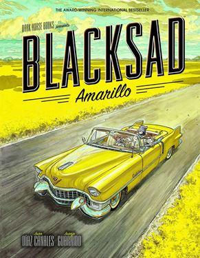 תמונה של BLACKSAD HC AMARILLO
