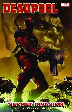 תמונה של DEADPOOL TP VOL 01 SECRET INVASION