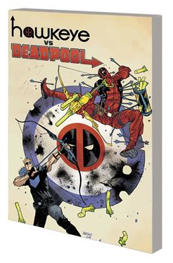 תמונה של HAWKEYE VS DEADPOOL TP