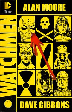 תמונה של WATCHMEN TP INTERNATIONAL EDITION