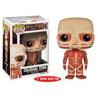 תמונה של Attack on Titan Colossal Titan 6-Inch Pop