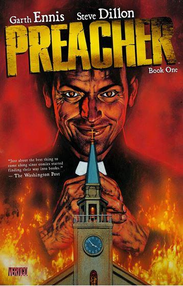 תמונה של PREACHER TP BOOK 01