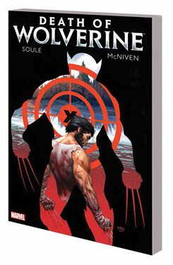 תמונה של DEATH OF WOLVERINE TP