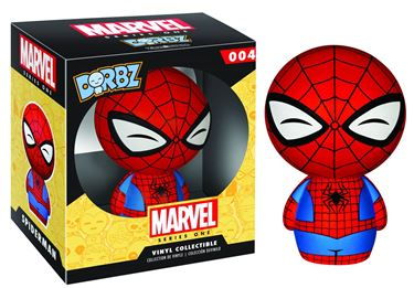 תמונה של DORBZ MARVEL SPIDER-MAN VINYL FIG